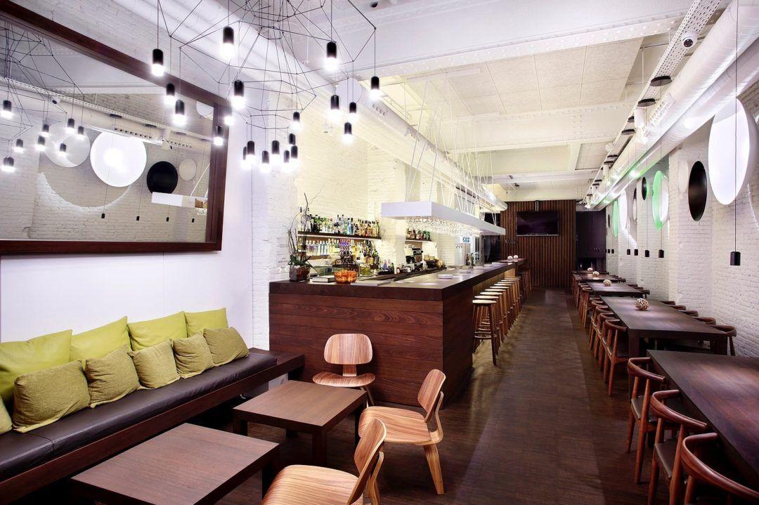 Restaurante RAF, Barcelona