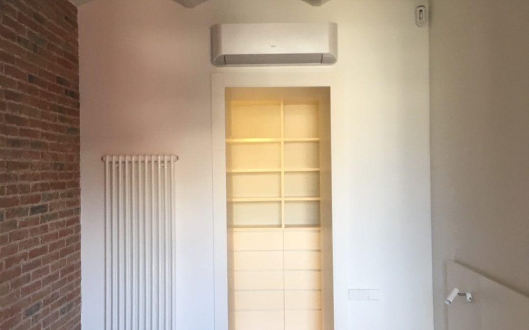 Riforma dell'appartamento dell'Eixample, Barcellona